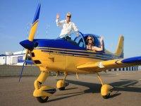 Piloto por un día 30 minutos en Mairena del Alcor