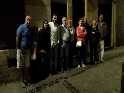 Visita guiada nocturna Toledo misterioso