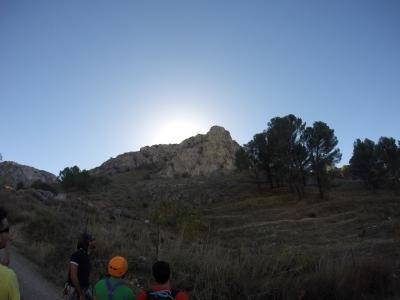 Vía Ferrata Virgen de Gracia en Archidona