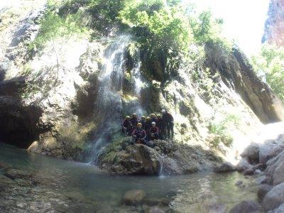 溪降Pantano de laBoleraJaén