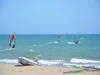 Corso di windsurf avanzato