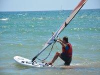 Windsurf di miglioramento