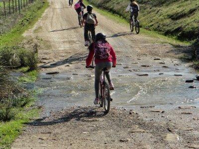 Alquiler bicicleta de montaña Córdoba 3 horas