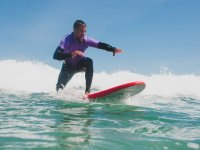 Surf like in the sea