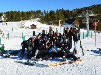 Clase de Snowboard durante 2h en La Masella