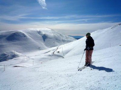 Clases de Esquí 2 horas La Molina
