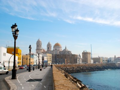 Visita guiada Cádiz en privado 3 horas