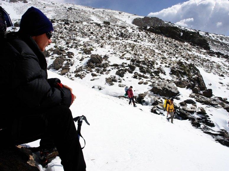 Ruta en raquetas de nieve por el Barranco de San Juan