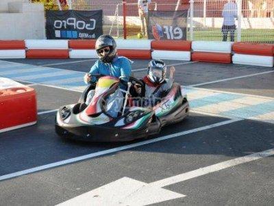 OFFERTA: 3 round di Karting per bambini a Malaga