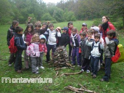 Club Esqui Montaventura Campamentos de Inglés