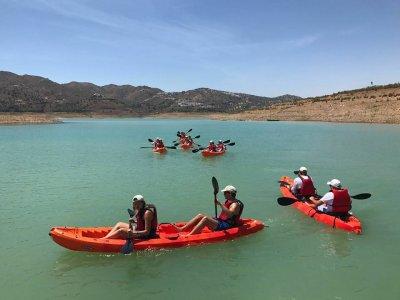 Aqua Viñuela Kayaks