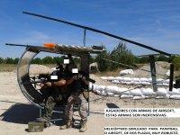 AIRSOFT HELICOPTERO SIMULADO