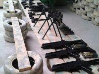 Armas inofensivas de airsoft 3