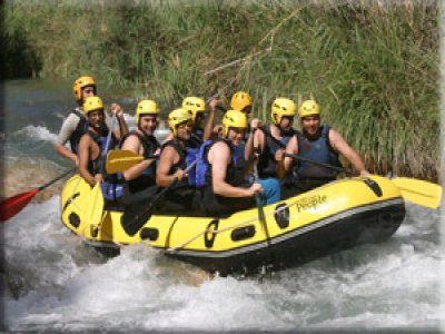 Avensport Rafting