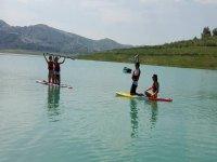 桨冲浪活动