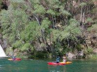 Por el río Cabriel