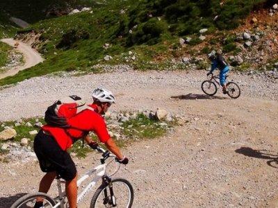 Ruta BTT Picos de Europa iniciación 3 horas