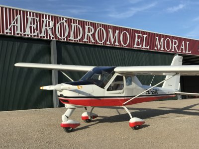 30m Flight in Ribera del Fresno + HD Video