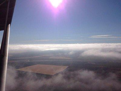 ULA aircraft tour, Extremadura, 1 hour