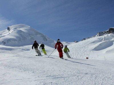 Curso particular de esquí 3 horas en Navacerrada