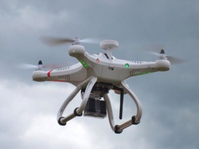 Drone pilot training certificate in Barcelona