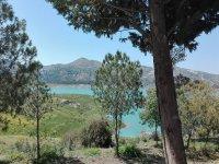 维尼埃拉水库的景色