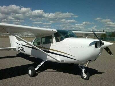 45 Min Pilot an Aircraft for 2 people, Malaga