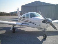 Fly in light aircraft from Malaga