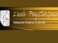 L'Escola Pony Club Granja Rutas a Caballo
