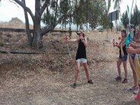 Competición de tiro con arco