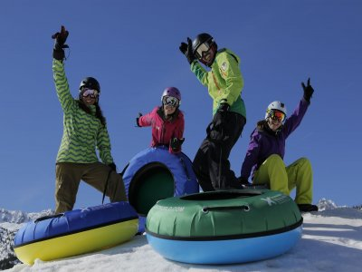 Winter pack 7 activities Andorra and Caldea