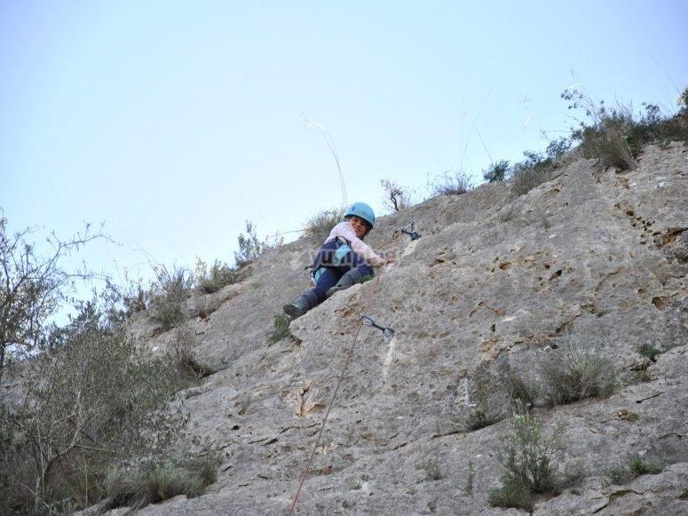 Aprendiendo como escalar