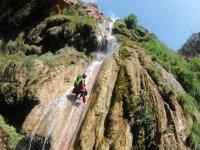 Otonel water canyon livello avanzato e video