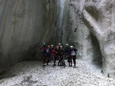 Dry Canyoning Alicante+ Photos