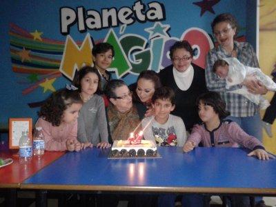 Planeta Mágico Parques Infantiles