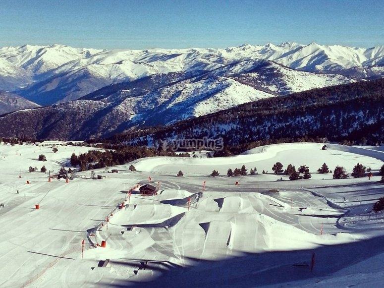 psitas de esqui