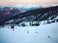 6-hour skiing course in the French Cerdagne