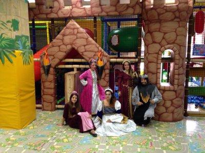 Animación infantil a domicilio Zaragoza