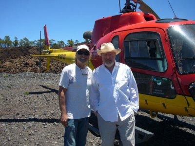 Vuelo privado helicóptero Sur de Tenerife