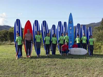 7 day Surf camp Holy week in A Coruña
