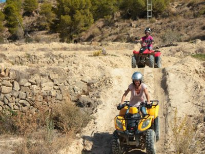 Quads, horseback route and archery Alicante