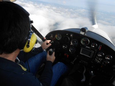 Initiatory Flight, Pilot for a Day in Seville