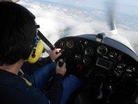 Vuelo de iniciación piloto por un día en Sevilla