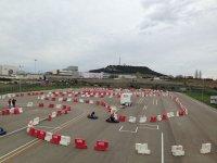 Clasificación y carrera Karting en Valladolid