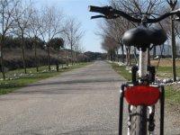 Alquilar bicicleta de montaña Córdoba medio día