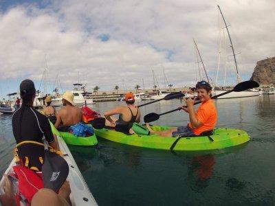 La Palma Explorer Kayaks