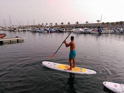 La Palma Explorer Paddle Surf