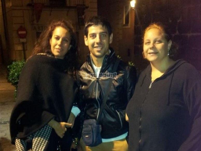 En Toledo de noche