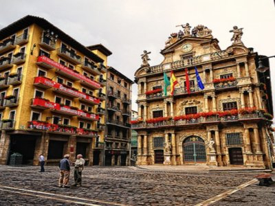 Guided Tour of Pamplona, 2 Hours 30 Minutes