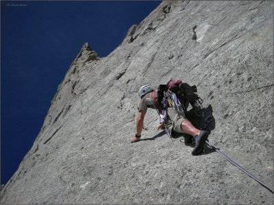 Climbing and hiking Segovia